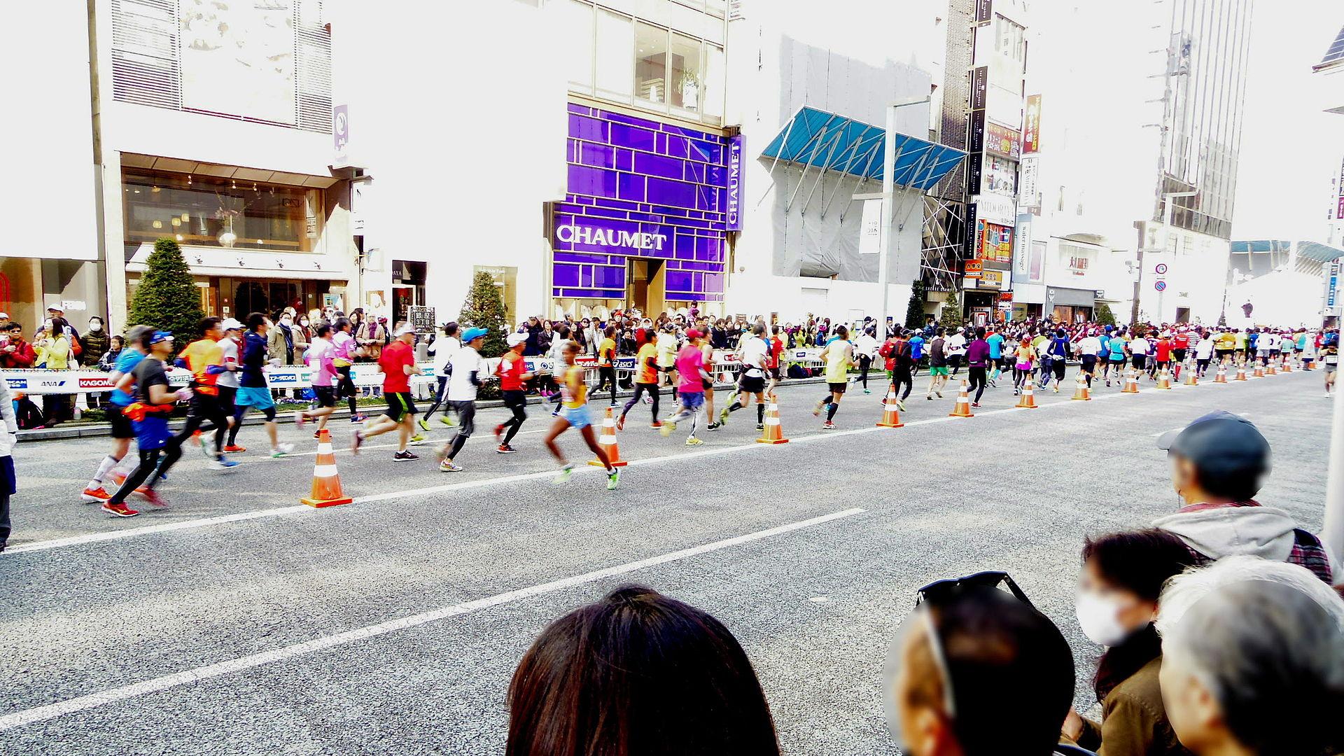 Tokyo Marathon – Asiens Största Lopp