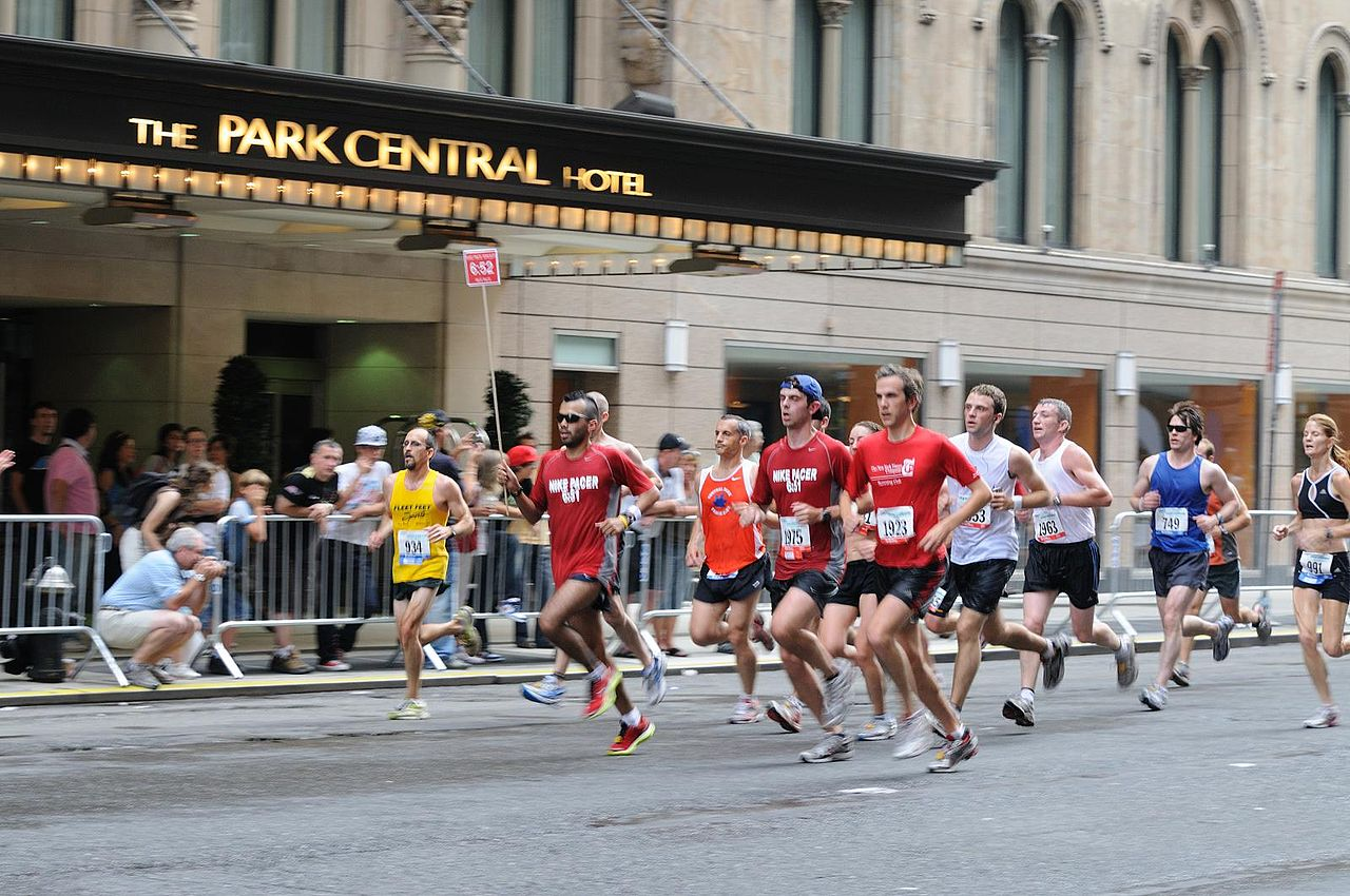 Chicago Maraton – Usa:s Och Världens Näst Största Maraton