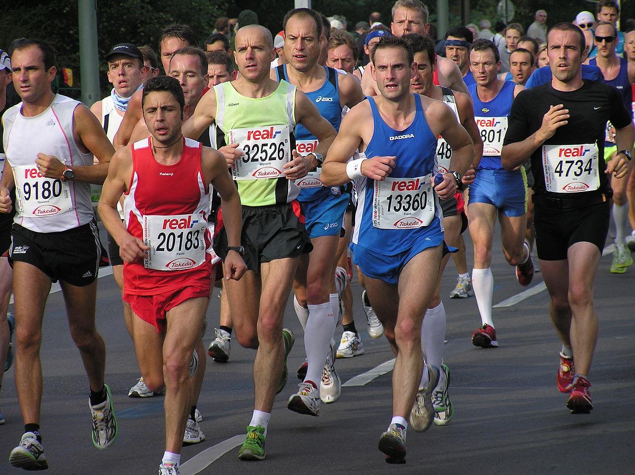 Berlin Maraton – Omåttligt Populärt