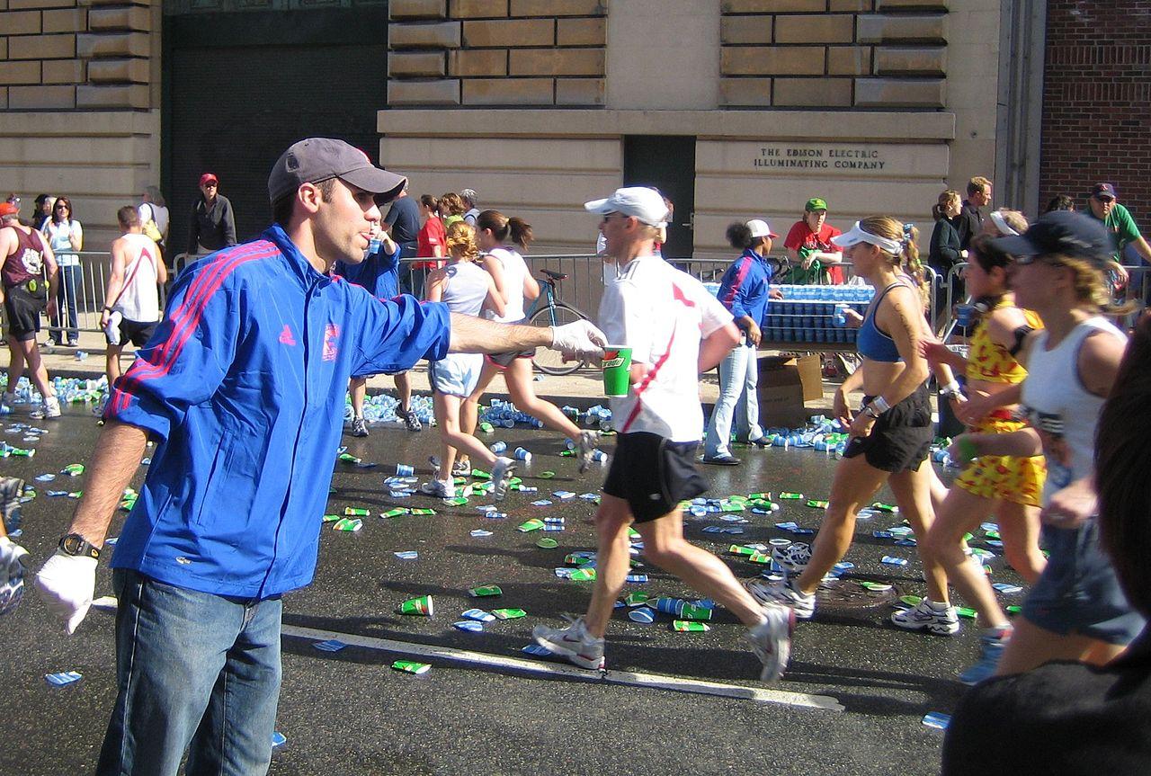 Boston Marathon – Tragiska Minnen Och USA:s Tredje Största Lopp