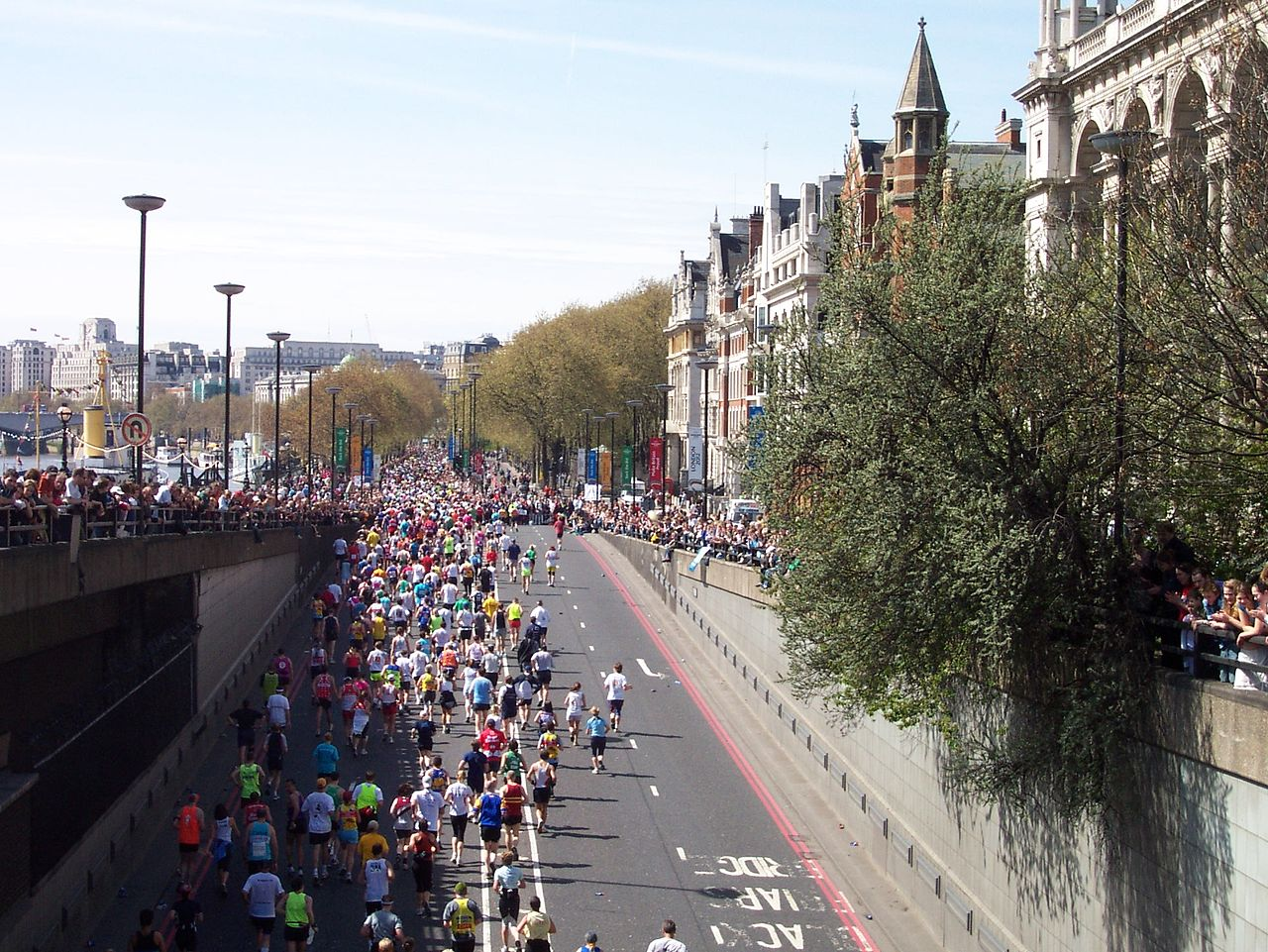 London Maraton – En Klassiker