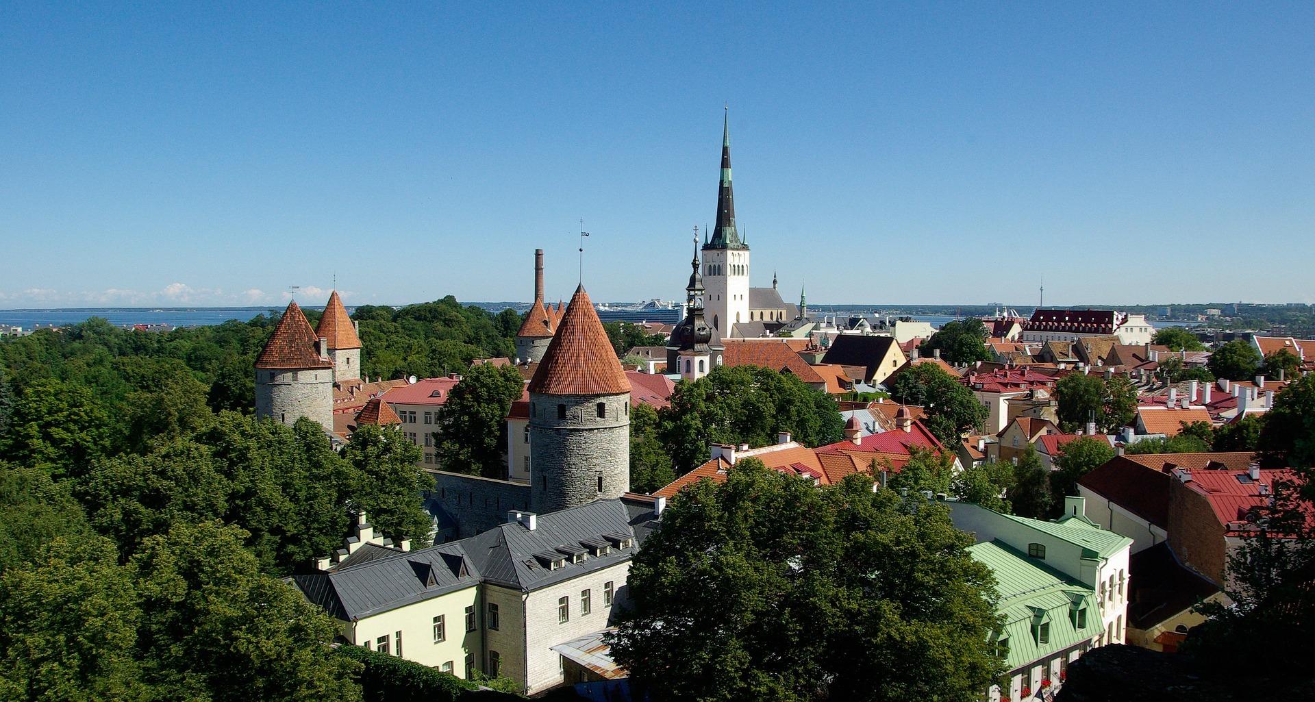 Maraton I Vår Grannhuvudstad I Estland