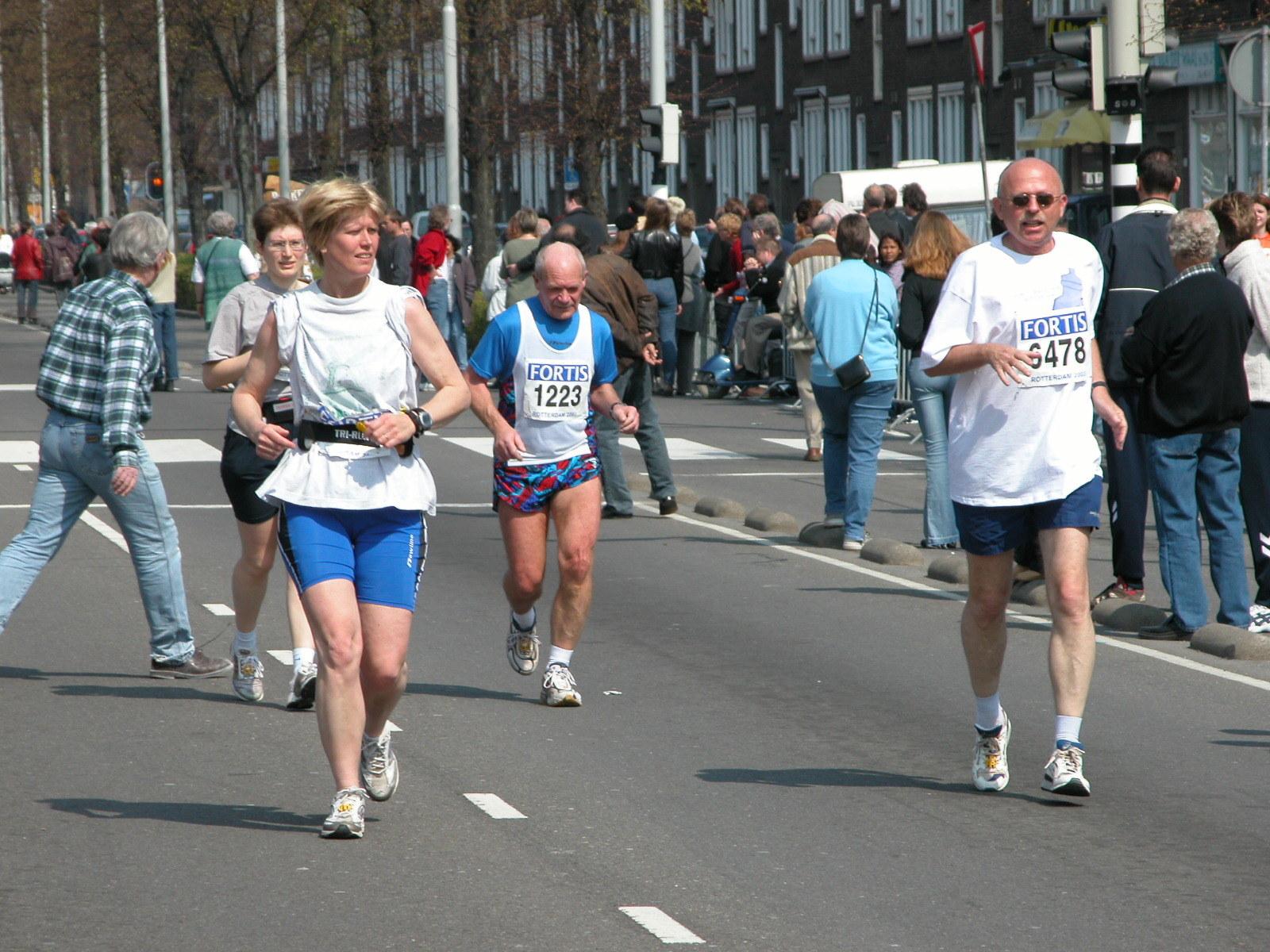 Undvik Vanliga Misstag Vid Maratonträning